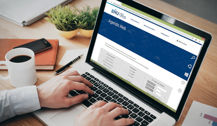 imagen de BHU: Agenda web disponible para trámites notariales