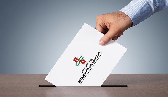 imagen de Elección de autoridades de la AEU: Proclamación de autoridades