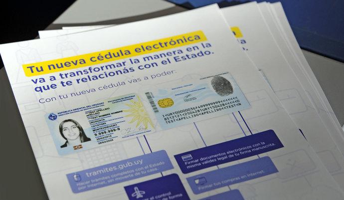 imagen de DNIC: Normalización del trámite de obtención de cédula de identidad electrónica