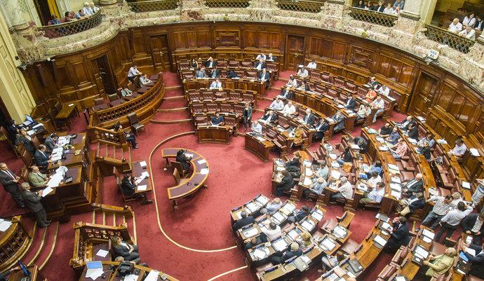 imagen de La AEU asistió a la Comisión Interpartidaria de la Cámara de Diputados que trata la LUC