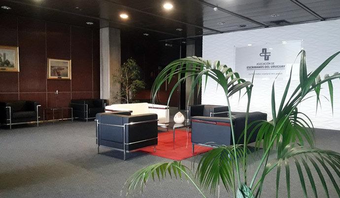 imagen de Habilitación de las salas de la institución y protocolo sanitario para su uso